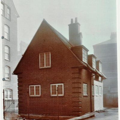 Webber Row workshop Mawdley Crt yd.1960